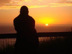 Nichole's sunset at Esalan 2011