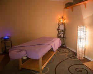 Nichole Snashall - Massage Room